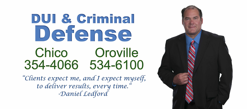 Daniel ledford dui and criminal defense lawyer